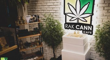Rak Cann Cafe รักกัญ คาเฟ่